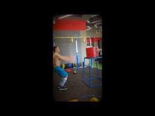 Кокотлив Семён прыжок 150 см