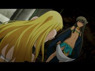 Seikoku no Dragonar / Академия драконьих наездников - 1 сезон 6 серия | Simbad & Holly
