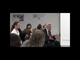 3 июня 2014 - Публичная дискуссия Универсальный дизайн в Беларуси_ идеальное видение и практические перспективы