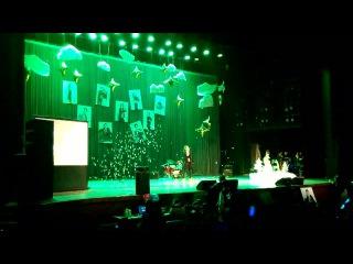 The concert in Fudan Visual Art Institute