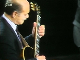 Joe Pass & Niels-Henning Orsted Pedersen - I Can't Get Started [1992]
