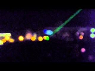 Мощный зеленый лазер 200 мвт