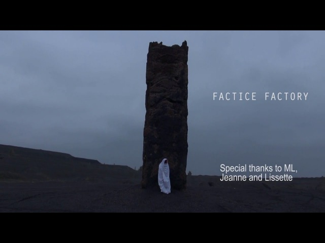 Factice Factory Mask featuring Lissette Schoenly