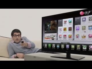 LG Magic Remote подключение и функции
