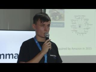 Юрій Пащенко - Deep Learning in startups
