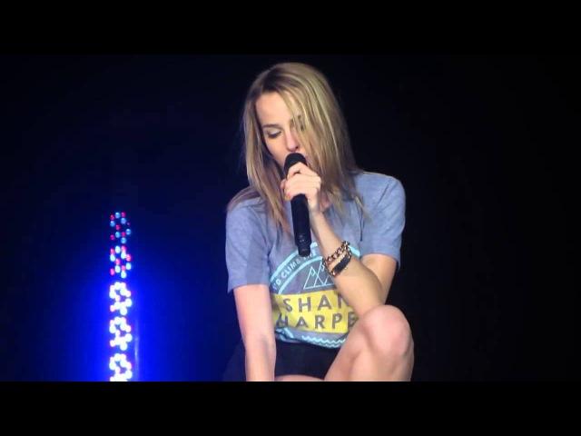 Best Vocal Performance of Bridgit Mendler Live