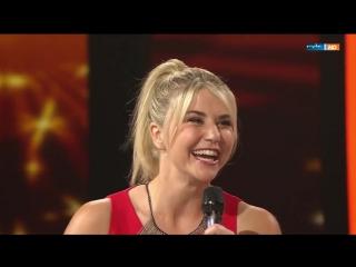 Beatrice Egli  Stefanie Hertel  Meine Stars  sep 10, 2016