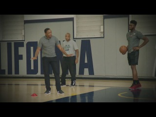 Draft HQ: Jaylen Brown With Isiah Thomas in the Gym | 2016 NBA Draft