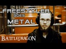 Bomfunk MC's FREESTYLER METAL cover by BATTLEDRAGON