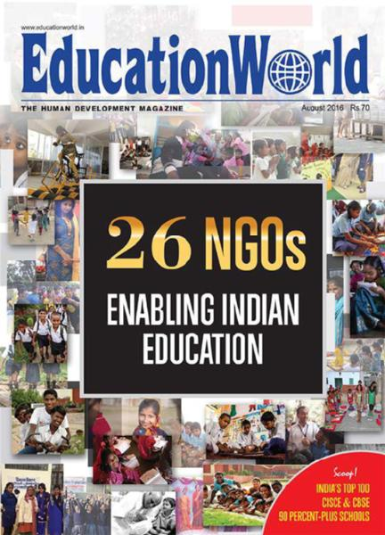 EducationWorld - August 2016