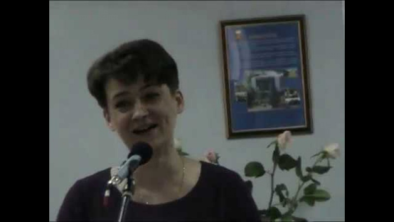 Поет - Елена Ноздреватых ( 22.04.17 г. )
