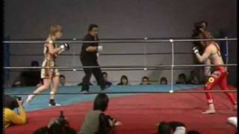 Hisae Watanabe vs. Satoko Shinashi I