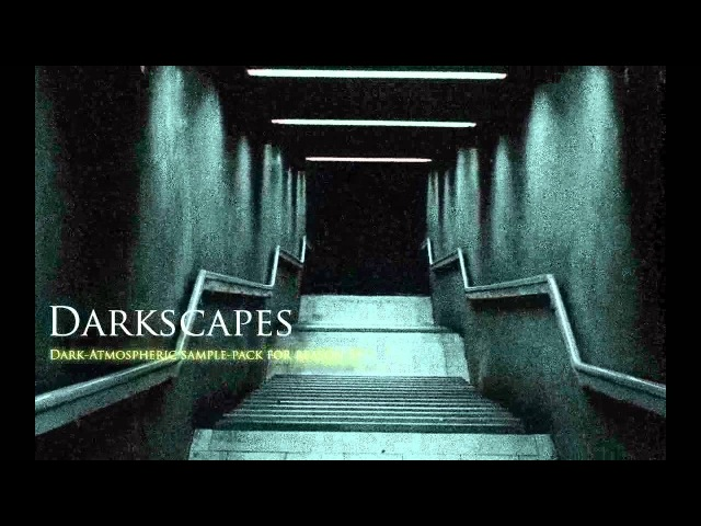 Loopmasters Present Darkscapes OUT NOW Reason 5