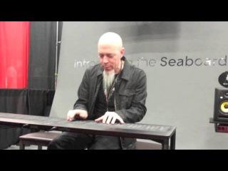 Rolling Stone: Jordan Rudess presenta el Seaboard GRAND en SXSW
