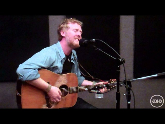 Glen Hansard Philander Live at KDHX 9 25 12