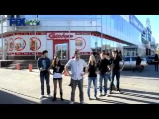 Gangnam style parody ( mcdonald's style )