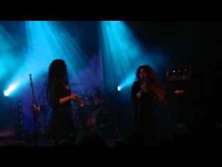 Stream of Passion ft. Marjan Welman (Autumn) - Spark (Special Show Winter Evening 28/12/2011)