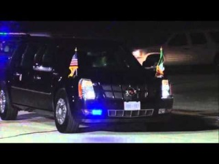 Raw Video: Obama Arrives for G20 Summit