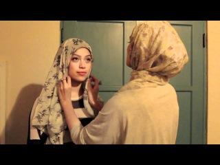 Hijab Style Tutorial как завязать завязывать надевать платок хиджаб