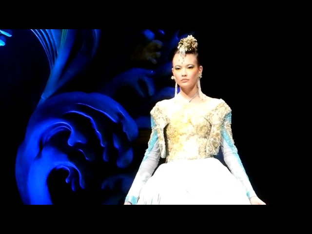 Asian Couture 2012 Singapore - part 2 updated by National Critics Choice - Robin Stienberg