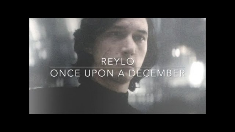 Reylo - Once upon a December (tlj spoilers)