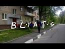 B·L·Y·A·T·S (russian version of F·R·I·E·N·D·S)
