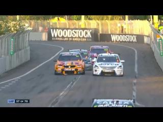 V8 Supercars 2015. Этап 6 - Таунсвилл. Вторая гонка, русский