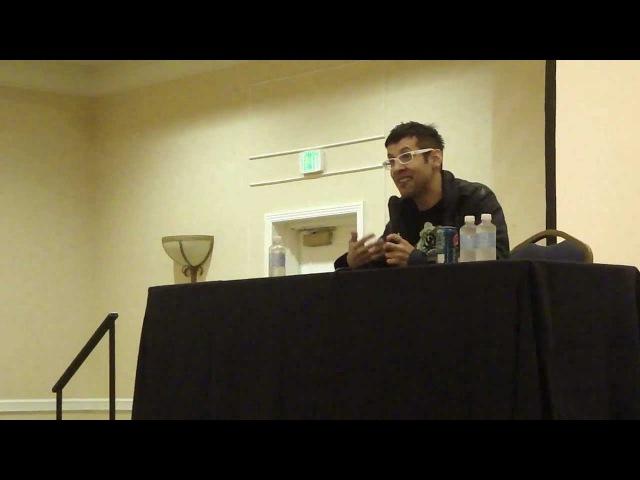 Jhonen Vasquez explains why you're watching Zim wrong