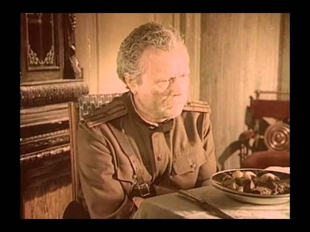 Вечный зов Военный диалог Лахновского с Полиповым