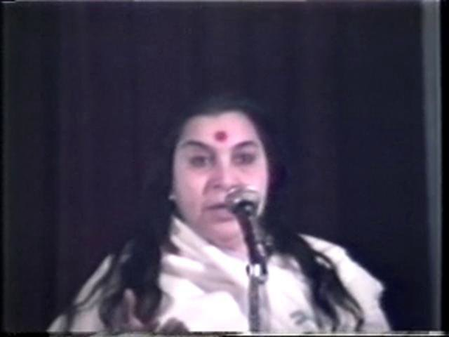 1981-04-03 Talk on Sahasrara Sydney