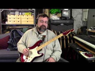 1982 Fender The Strat in Candy Apple Red