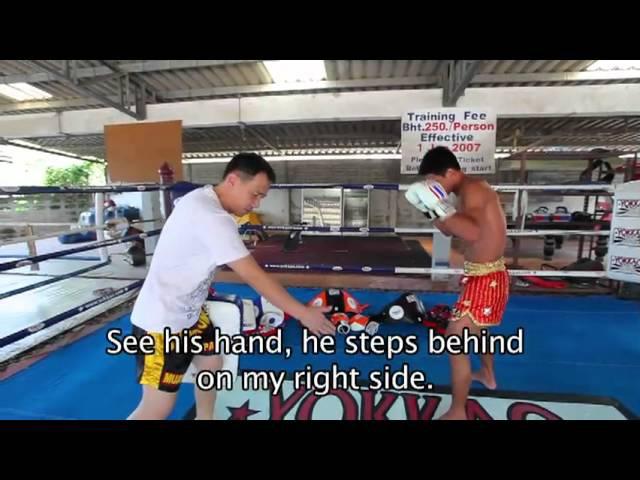Muay Thai Seminar by Sityodtong and Yokkao 2 2 Khru Toy and Yoddecha
