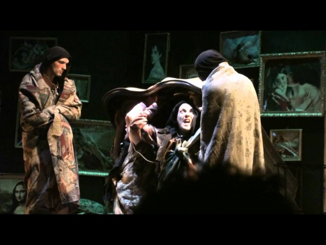Коляда театр. Гамлет. Акт II. Hamlet act II Kolyada Theatre