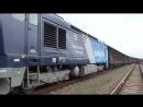 749.263-0 (firma Hanzalik) sestava vlaku ve stanici Kostelec naHane