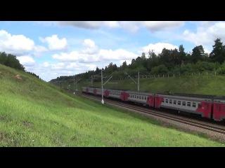 Электропоезд ЭТ2М-136
