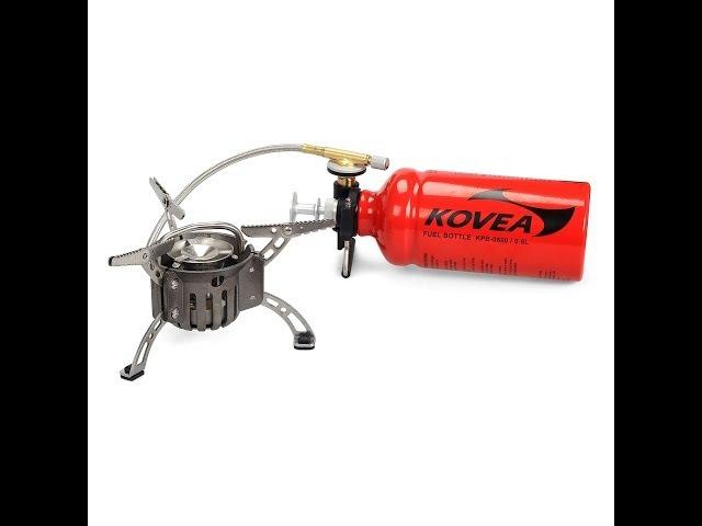 Мультитопливная горелка Kovea Booster 1 Multy fuel stove Kovea Booster 1