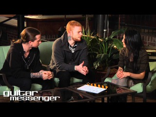 Born Of Osiris Interview - Lee McKinney & Jason Richardson: