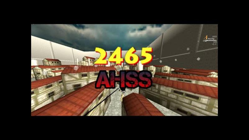 AOTTG 2.4k AHSS (city | spiral)