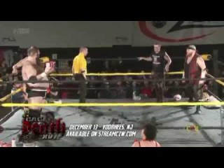 CZW Cage of Death XVI: Nacho Cheese vs. Cool Ranch -