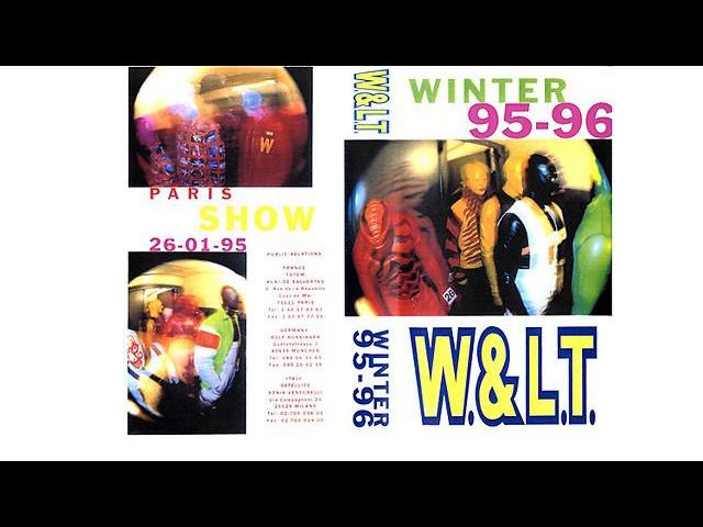 W LT Winter 1995 1996 Paradise Pleasure Productions