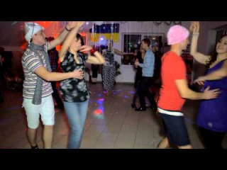 D'estilo New Year Party '14-15. Bachata.