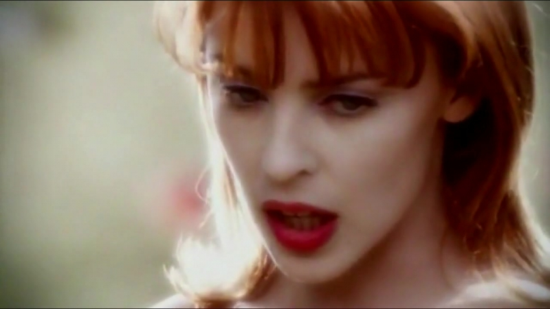 Nick Cave and Kylie Minogue Where The Wild Roses
