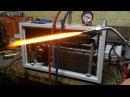 Первый пуск водородного газогенератора HHO-BOX 8 Vol.21