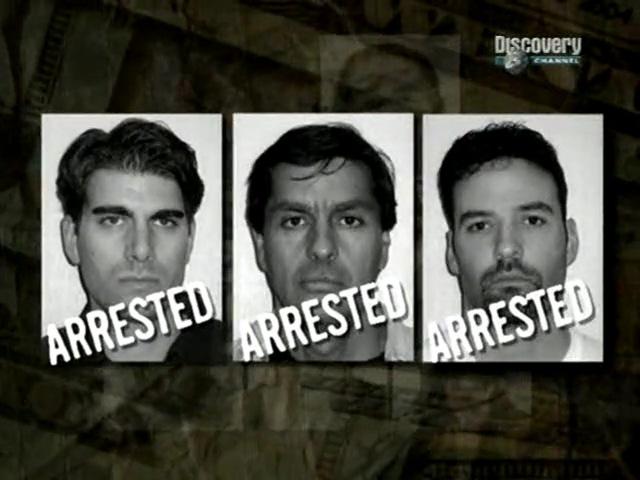 Discovery Архивы ФБР Идеальное ограбление