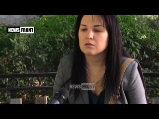 Украинская журналистка не смогла больше мириться с тотальной цензурой и перешла на сторону ЛНР