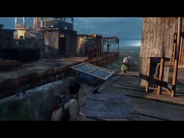 Uncharted The Nathan Drake Collectio Cemitério de Návios Uncharted 3 Remaster