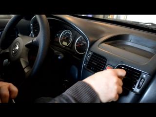 Самостоятельная чистка кондиционера, Nissan Almera N16 кондер кондиционер не дует не морозит чистка кондера кондиционера авто пе