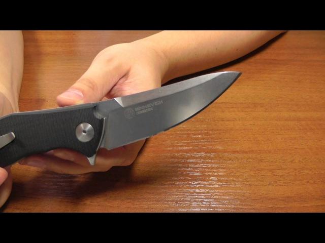 Нож Fantoni C.U.T. Flipper - экзотический красавец.