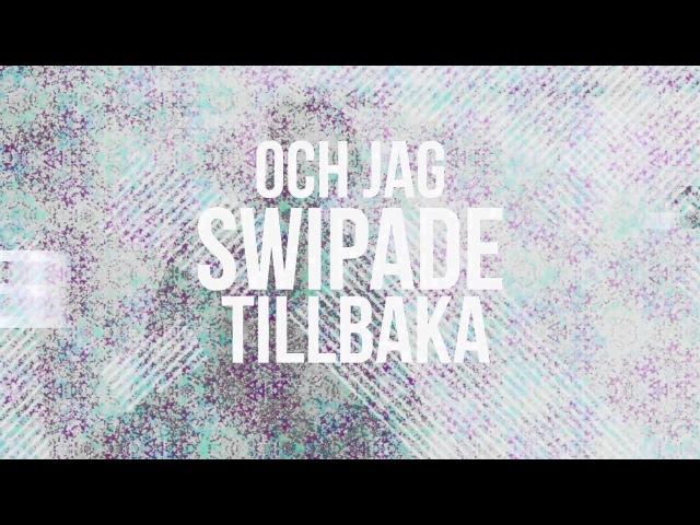 Emil Berg - Du Swipa Höger (Official Lyric Video)