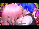 60fps Full風 ACUTE - 初音ミク 巡音ルカ KAITO Miku Luka Project DIVA Arcade English lyrics Romaji subtitles